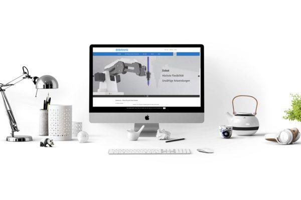 Webseite Webdesign Augsburg