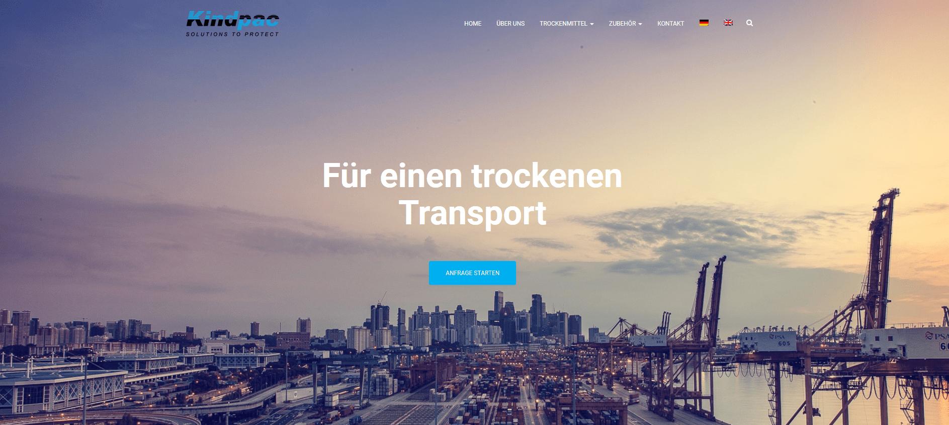 Kindpac GmbH Webdesign Augsburg